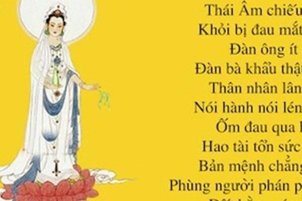 Sao Thái Âm là gì? Nên làm gì vào năm sao Thái  m chiếu mệnh?